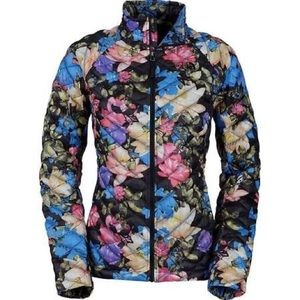The North Face Floral Colorful Thermoball Jacket